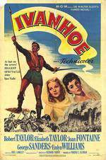 ivanhoe movie cover