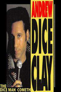Andrew Dice Clay Live! The Diceman Cometh main cover