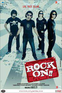Rock On!! main cover