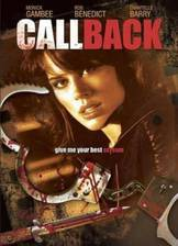 call_back movie cover