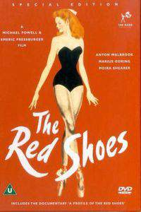 The Red Shoes main cover