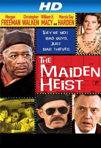The Maiden Heist main cover