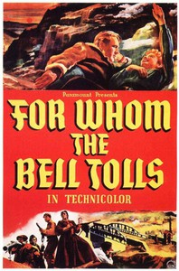 For Whom the Bell Tolls main cover