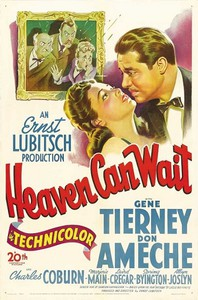 Heaven Can Wait main cover