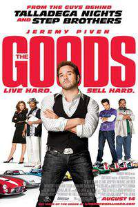 The Goods: Live Hard, Sell Hard main cover