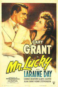 Mr. Lucky main cover