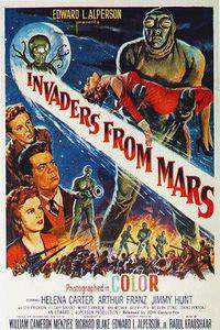 Invaders from Mars main cover