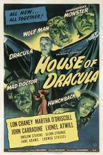 house_of_dracula movie cover