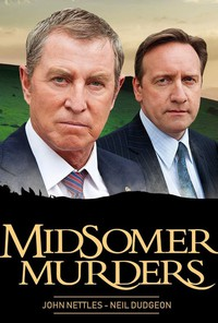 Midsomer Murders movie cover