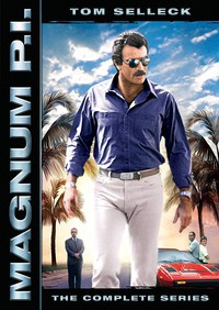 Magnum, P.I. movie cover