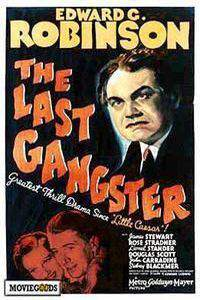 The Last Gangster main cover