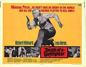 death_of_a_gunfighter movie cover