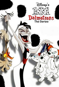 101 Dalmatians: The Series movie cover