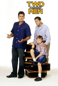 Two and a Half Men movie cover