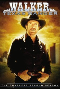 Walker, Texas Ranger movie cover