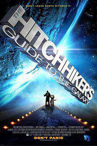 The Hitchhiker's Guide to the Galaxy main cover