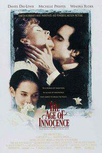 The Age of Innocence main cover
