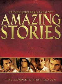 Amazing Stories movie cover