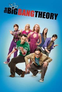 The Big Bang Theory movie cover