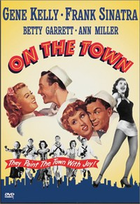 On the Town main cover