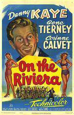on_the_riviera movie cover