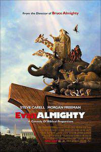 Evan Almighty main cover