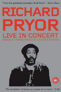 Richard Pryor: Live in Concert main cover