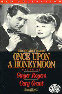 Once Upon a Honeymoon main cover