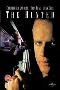 The Hunted main cover