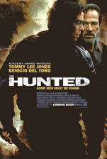 the_hunted movie cover