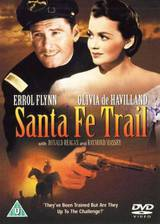 santa_fe_trail movie cover