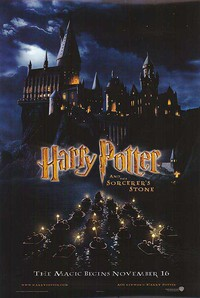 Harry Potter and the Sorcerers Stone main cover