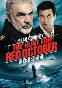 The Hunt for Red October main cover