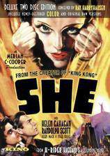 she movie cover