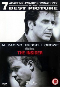 The Insider main cover