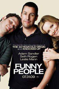 Funny People main cover