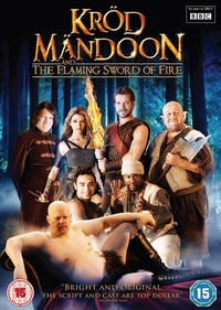 Krod Mandoon and the Flaming Sword of Fire movie cover