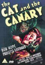 the_cat_and_the_canary movie cover