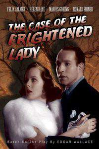 The Case of the Frightened Lady main cover