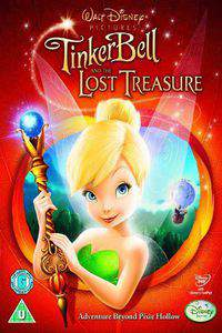Tinker Bell and the Lost Treasure main cover