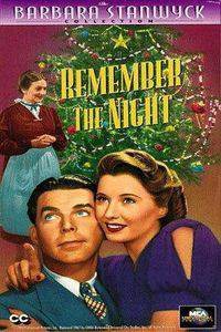 Remember the Night main cover