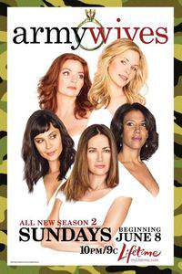 Army Wives movie cover