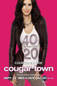 Cougar Town movie cover