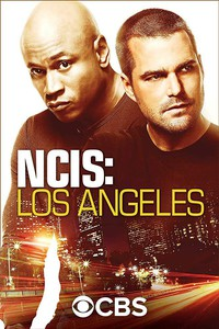 NCIS: Los Angeles movie cover