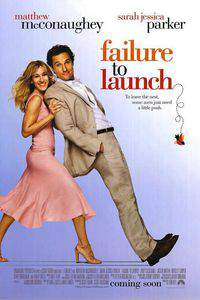 Failure to Launch main cover