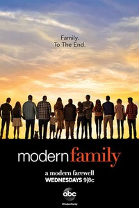Modern Family movie cover