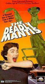 the_deadly_mantis movie cover