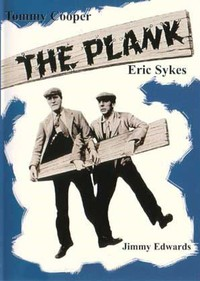 The Plank main cover