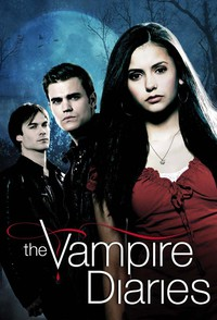 The Vampire Diaries movie cover