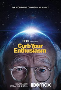 Curb Your Enthusiasm movie cover